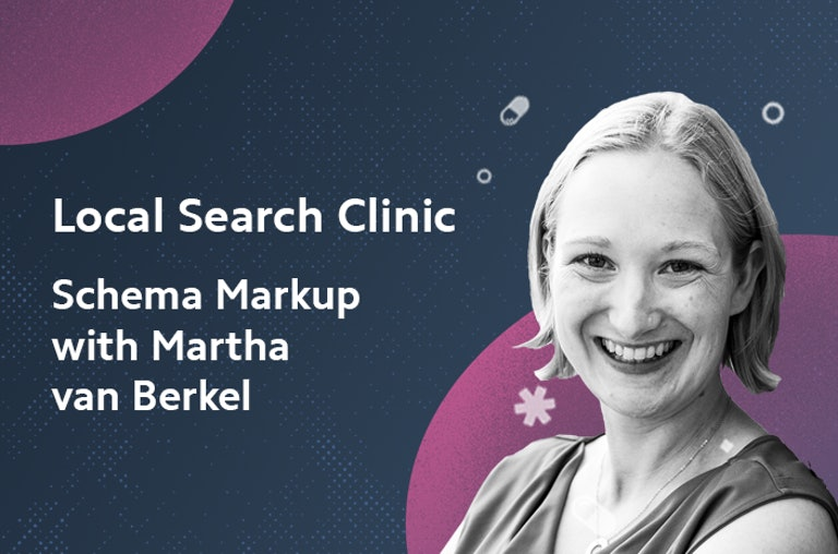 Local Search Clinic Martha van Berkel