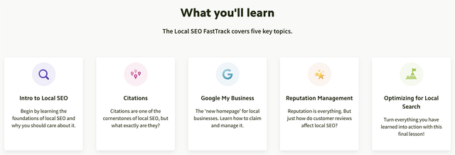 Local SEO FastTrack