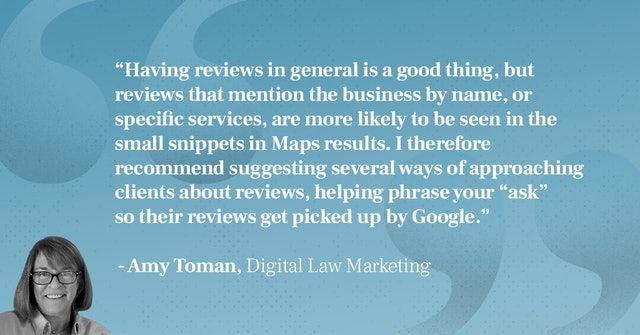 Amy Toman on GMB Clicks