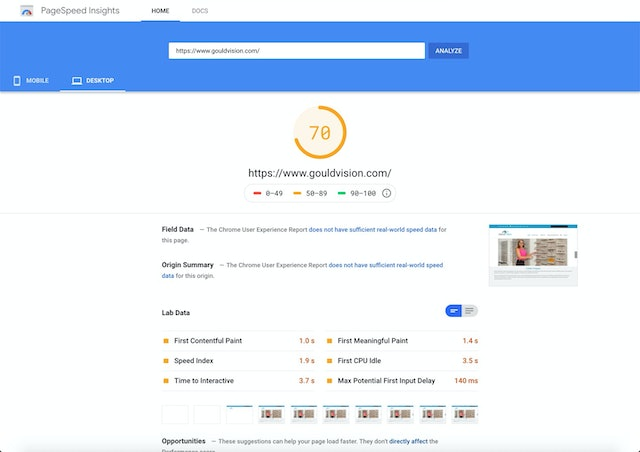 Simple Site Speed Improvements for Local Businesses - 2