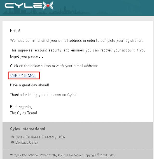 Cylex add 8