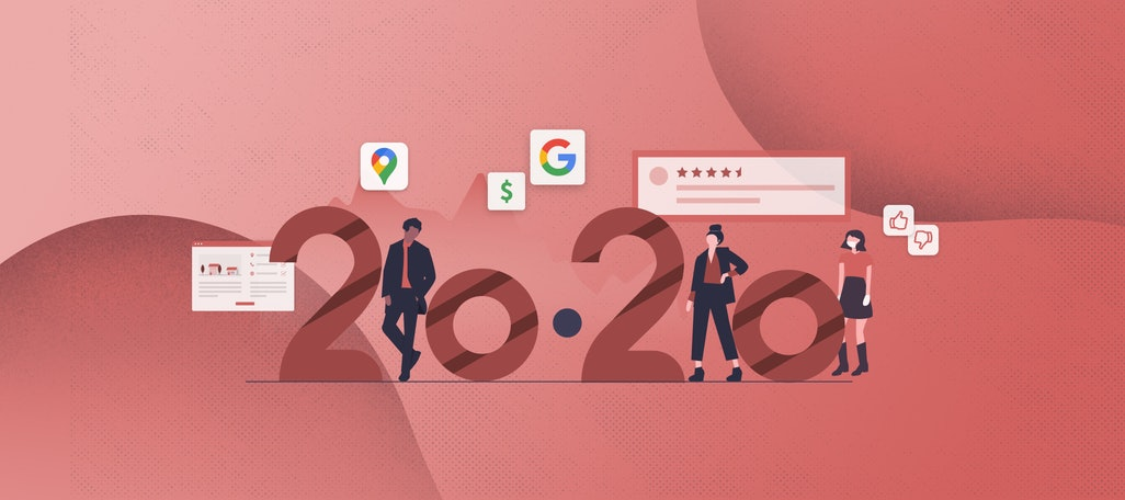 The Year in Local Search – 2020