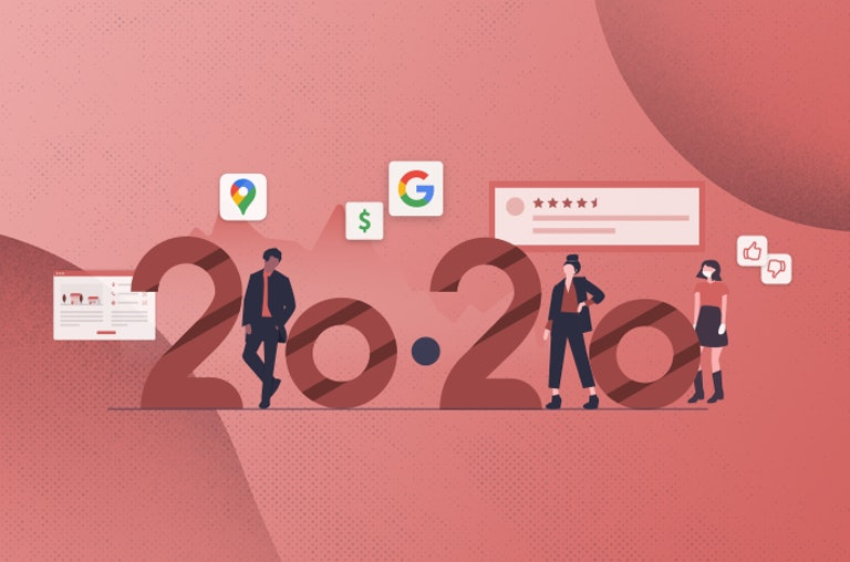 The Year in Local Search 2020