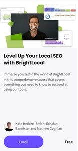 Level Up Your Local SEO with BrightLocal
