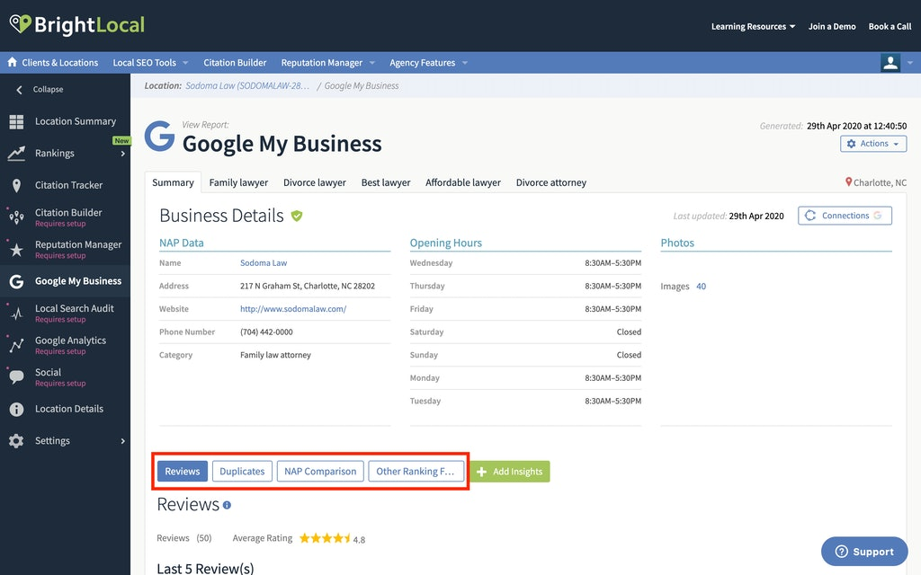 Google My Business Audit: 4 Ways it Can Help You Optimize Your Listing and Outrank the Competition - 1