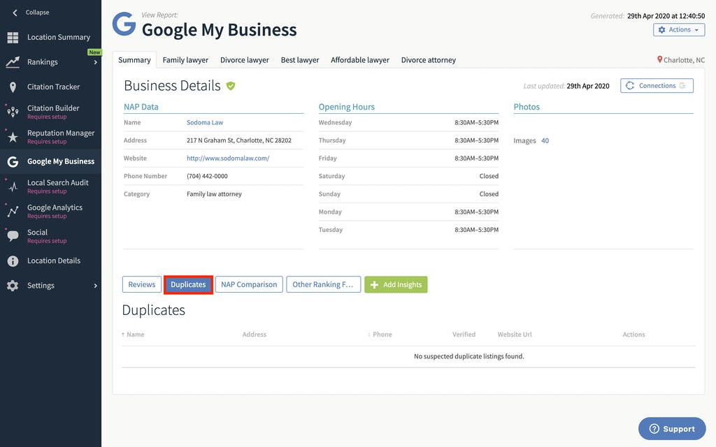 Google My Business Audit: 4 Ways it Can Help You Optimize Your Listing and Outrank the Competition - 3