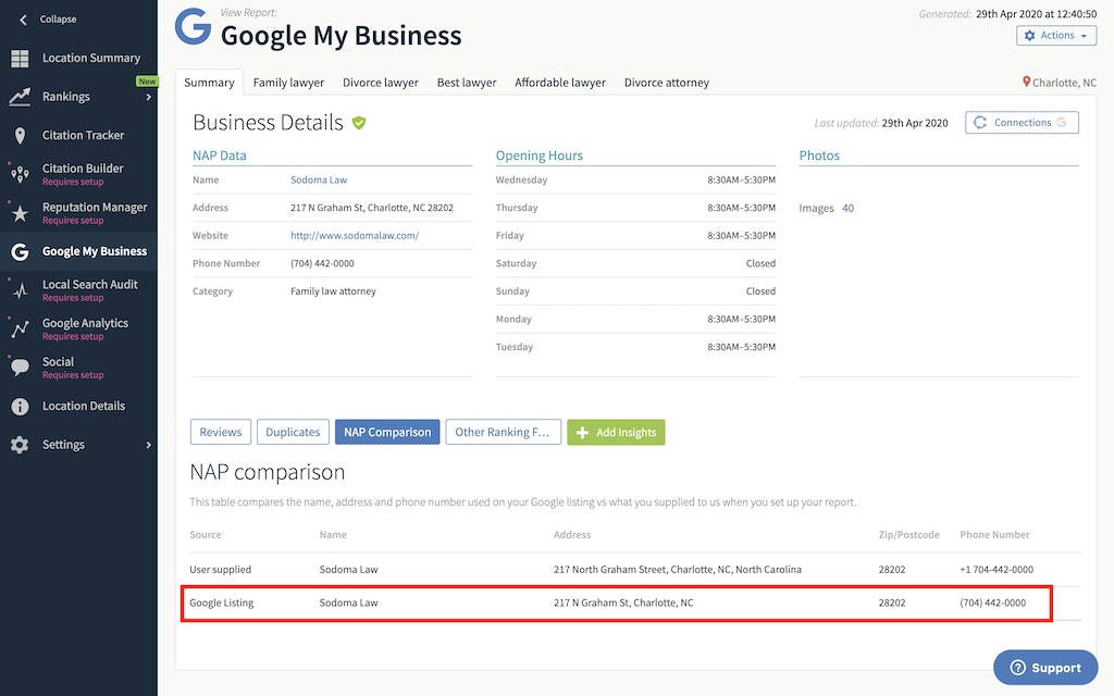 Google My Business Audit: 4 Ways it Can Help You Optimize Your Listing and Outrank the Competition - 5