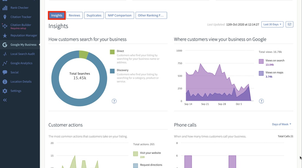 Google My Business Audit: 4 Ways it Can Help You Optimize Your Listing and Outrank the Competition - 8