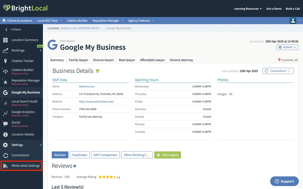 Google My Business Audit: 4 Ways it Can Help You Optimize Your Listing and Outrank the Competition - 24