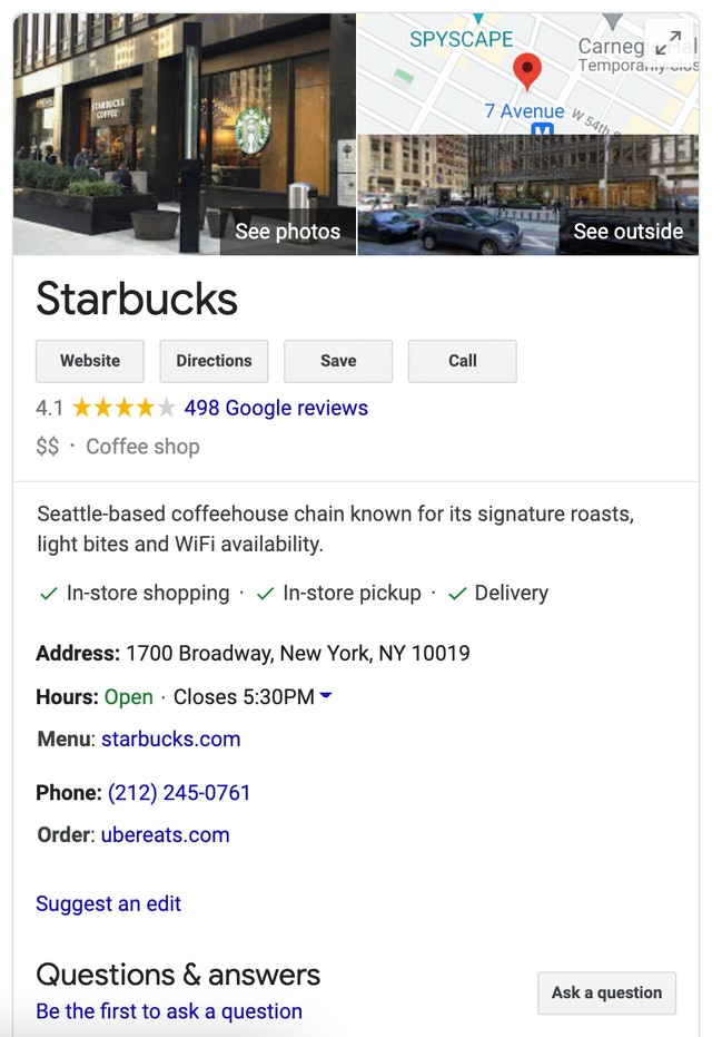 Google My Business Q&A: How to Get the Most Out of Your Customers' Questions - 2