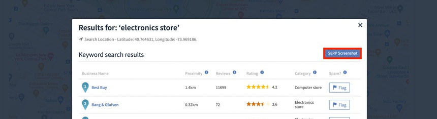What's New in Local Search Grid? More Reasons to Put Your Rankings on the Map! - 1