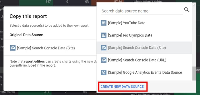 Captura de pantalla 10 de Google Data Studio