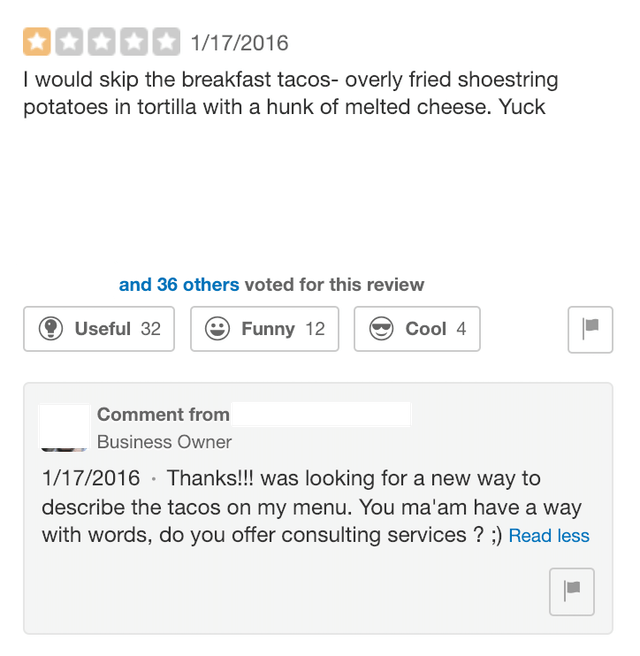 How To Respond To Negative Reviews Online 1